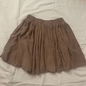Brand new brandy skirt